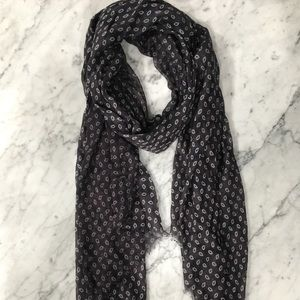 John Varvatos Collection scarf